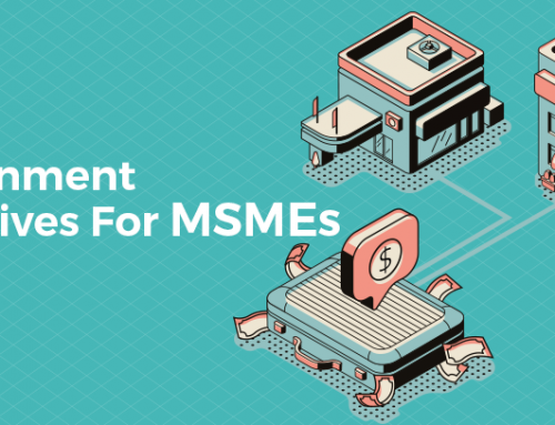 Government Initiatives for MSMEs
