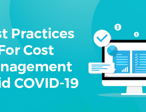 Best Practices For Cost Management Amid COVID-19