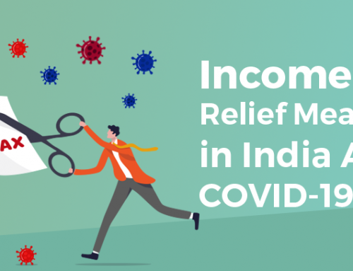 Income Tax Relief Measures in India Amid COVID-19