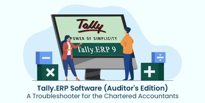Troubleshooter for the chartered accountants