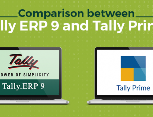 Comparison Between Tally.ERP 9 and TallyPrime