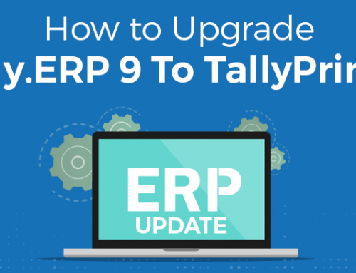 How To Upgrade Tally.ERP 9 To TallyPrime: Step-by Step Guide