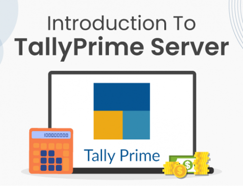 Introduction To TallyPrime Server