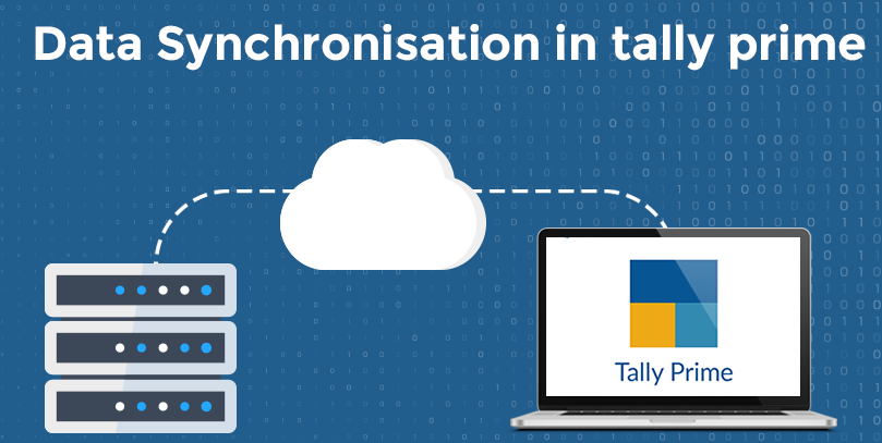 Data Synchronisation in tally prime