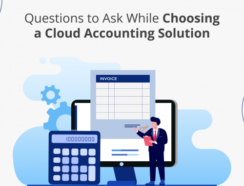 Questions to Ask While Selecting a Cloud Accounting Software