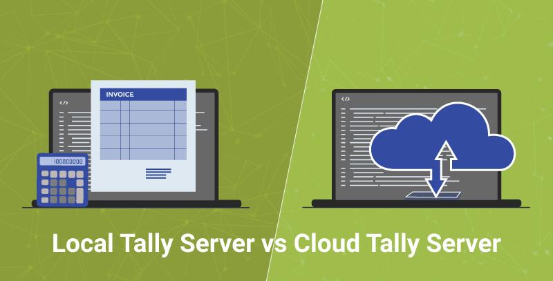 Tally On-Premise vs Tally On Cloud